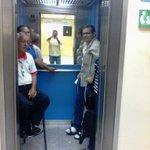MANTENIMIENTO | Activados los ascensores en Hospital Los Samanes #CARYLyANDREINApaLaAN @TareckPSUV @NicolasMaduro https://t.co/QWBM0bWwUd