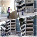 INSPECCIÓN | Avanza rehabilitación de fachada del Hospital Central de Maracay. @TareckPSUV @NicolasMaduro https://t.co/a1wpbxhMfd
