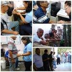 INSPECCIÓN | Avanza rehabilitación de fachada del Hospital Central de Maracay. @TareckPSUV @NicolasMaduro https://t.co/YeClp7PWQb