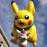 We choose you, Pikachu! @Pokemon #MacysParade https://t.co/dzKScKJwyN