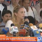 """""""Me quieren matar, lo denuncio"""": Lilian Tintori sobre asesinato de Manuel Díaz EN VIVO --> https://t.co/rnCE1Stw6H https://t.co/x3wfqyZprJ"""