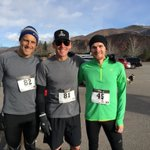 Had a blast running the Aspen Turkey Trot with @craiglewis85 and @BobbyStuckeyMS. Got beat by a turkey! https://t.co/7NmFhB1EAB