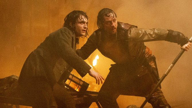 VictorFrankenstein will be left out of the Thanksgiving feast at this weekend's box office