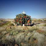 An Arizona tradition: The mystery tree decorated on I-17 https://t.co/flyyee4RD6 https://t.co/0AWlYPEINY