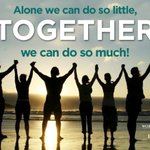 Alone we can do so little,together we can do so much! #IVolunteer4WCF here: https://t.co/h4rXCxS9cr #IVolunteer4WCF https://t.co/8hVr5bu1am