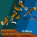 .@Eagles. @Lions. Let the games begin! #PHIvsDET #HappyThanksgiving https://t.co/dQus17ajYB