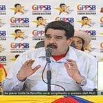 .@NicolasMaduro: Allup debería asumir su responsabilidad ¡Ya basta de agresiones al pueblo humilde y bolivariano! https://t.co/8X01y6oAjm
