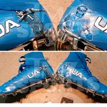 Cam Newton will reportedly wear customized Dabbing cleats vs. Cowboys https://t.co/sXQloPiabK https://t.co/aYEAIg1amN