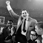 """Hall of Fame coach Guy Lewis has died at age 93. The """"Father of Phi Slama Jama"""" led Houston to 5 Final Fours. https://t.co/r3cgIzMYNf"""