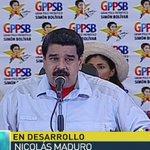 .@NicolasMaduro: Oposición busca generar violencia en #Venezuela antes del #6D | https://t.co/PnrlJOjVKn https://t.co/srpCZmw7By