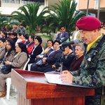 @PoliticaEc @cecibela178 en #Loja se realizó ceremonia cívico-militar en el día de nuestro himno nacional https://t.co/pmNav69z43