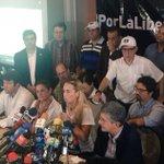 Hoy estuvimos con @liliantintori para denunciar y rechazar asesinato de Luis Díaz y ataques en Altagracia de Orituco https://t.co/UadNdzI6QZ