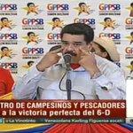 Pdte. @NicolasMaduro: Pongámonos las botas de campaña y asumamos con eficiencia el Plan Productivo 2016 https://t.co/vgfdeiBlEM