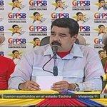 """Maduro llamó """"basura"""" a Almagro por declaraciones sobre el asesinato de dirigente opositor https://t.co/5IV42r2Dyz https://t.co/YBcHyBXVph"""
