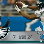 #BirdDay Halftime. Reaction and analysis are live now on the Halftime Report: https://t.co/TmGmB135E2 https://t.co/fcuNbQqTnX