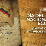 Hoy como siempre, a entonar nuestro #HimnoNacional con orgullo, por este #EcuadorPaísDePaz https://t.co/OUCXBMUptR  https://t.co/bAjZjh57or