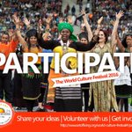 Share your ideas | Volunteer with us | Get involved! Join @WCF2016 https://t.co/h4rXCxS9cr: #Ivolunteer4wcf https://t.co/7ge8TP0Yvj