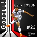 |GOOOOL| |GOOOOOOOLLL| |GOOOOOOOOOOOOOLLLLL| YİNE CENK TOSUN https://t.co/H4TraFbZmc