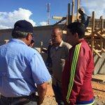 Junto a @comandosergioh y @OviedoPSUV visitamos las obras del Distribuidor Las Banderas #BolívarAquíNaceLaPatria https://t.co/I9gwGnijui