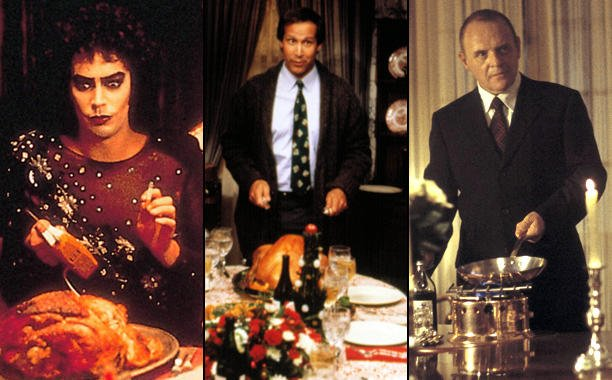 Be glad your Thanksgiving dinner isn't nearly as uncomfortable as these movie moments: 🙊