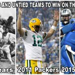 Panthers are just the 3rd undefeated and untied team in NFL history to win on Thanksgiving. https://t.co/ZTUH0sWd5M
