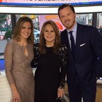 RT @MarloThomas: Thanksgiving morning on the @TODAYshow with Willie & Natalie - another fantastic story about children of @StJude. https://…