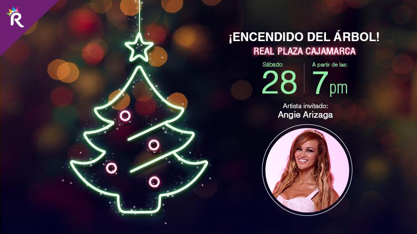Vive una #NavidadAdelantada en Cajamarca junto a @arizaga_a. ¡Ven al encendido del árbol! https://t.co/s7PDL6UooT https://t.co/AeaGe6z5X8