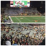 Theyve really packed the house in Austin for the big Thanksgiving Night battle with Tech. https://t.co/6jiNBqkVl7
