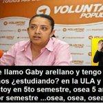 @todasconvielma Nicolás Cabello los tiene loquitos!! Pobre nenes estos guarimberos #LaManitoNiDeVaina @TheMamba_35 https://t.co/kJzNSsBYYD