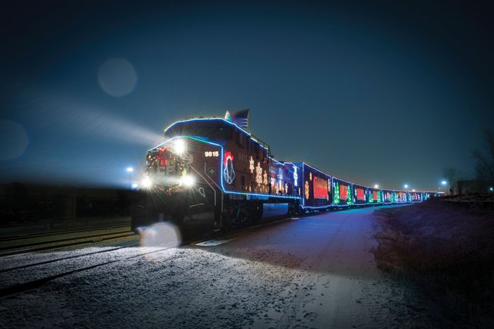 #CPHolidayTrain ready to rock the rails for a good cause  https://t.co/OhlUPktjLQ https://t.co/EWA2JzBDSr