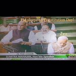 Sad! My Country weeps but my PM @narendramodi sleeps in the #Parliament. #PMjetlag https://t.co/i1sY2X0MvH