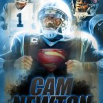 SUPERCAM FOR 6. Panthers are taking it to the Cowboys. https://t.co/6cyuONP2fs