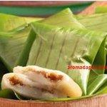 "Kue tradisional Bengkulu min @Pro2Jak Namanya ""Lepek Binti"". Mirip kue Nagasari #Pro2FMPetraSihombing https://t.co/UsmeRJ5ztN"