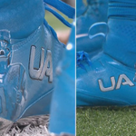 ICYMI: @CameronNewtons cleats are really neat! #CARvsDAL https://t.co/kRldhDDka2