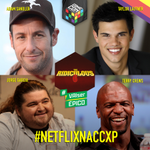 Ficou sabendo? A @NetflixBrasil trará os atores de The Ridiculous 6 para a #CCXP2015: https://t.co/z5mFqDetDr! https://t.co/SINkn2RgGK