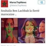 لما أشهر صفحة مغربية علی تويتر تقول انو سهيلة فخر المغرب يبقی خلص الكلام ✋💖 #StaracArabia #SouhailaBenLachhab https://t.co/mGB20k02aK