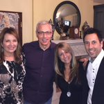 RT @MarkEiglarsh: Had a wonderful evening celebrating Thanksgiving with dear friends @Firstladyoflove and @drdrew #grateful https://t.co/YF…