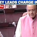 Arun Jaitley brings up Emergency as he talks about intolerance, ruckus ensues as MPs say There is no comparison https://t.co/vjmCptMWGu