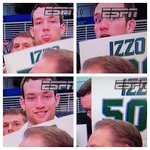 The multiple faces of @MattCostello10 #PhotoBomb #YouGotCaught https://t.co/QfDyS09fn9