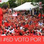 #El6DVotamosPorChavez porque el Plan de la Patria se cumplirá por una mejor Venezuela https://t.co/PVeQBLttz8