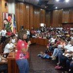 .@CarylBertho .@AndreinaTarazon en Asamblea con propulsoras d .@unamujeraragua rumbo a la Victoria 6D .@TareckPSUV https://t.co/wsib1u7mIX