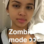 Snapchat Update: DivinaUrsula  FRESH n PRETTY zombie! @mainedcm 💛  Its YOU already. HAHAH  #ALDUBDontGiveUpOnUs https://t.co/Q0QwKLVqHJ