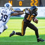 Relive the best moments from @speedybanks87's special 2015 season for the #Ticats   WATCH > https://t.co/BFpqbYjoP7 https://t.co/oOvCEmbIZu
