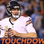 Cutler + Miller = SIX! And we're all tied at 7. #Touchdown #CHIvsGB https://t.co/PH7QjbkBik