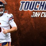 TOUCHDOWN @ChicagoBears! Jay Cutlers pass to @ZMiller86 ties this one up at 7. https://t.co/8E6RuGSays