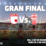 El @CAHuracan de Argentina será el rival del León en la final de la #CopaSudamericana 2015 https://t.co/ImNfhbZ3vl