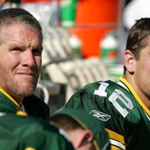 Brett Favre throws kind words for Aaron Rodgers - https://t.co/NVVGrW41dC https://t.co/pznQdb2rtd