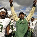 #USF w/ their best reg. season record since 07 (8-4) beating #UCF 44-3. Bulls have outscored 153-53 in last 3 games https://t.co/GIBXE4OVMt