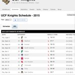 Quite the resume by UCF. https://t.co/h6exPJjtmW