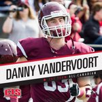 After breaking a Mac single-season record with 11 TD catches, Danny Vandervoort is a #CIS First Team All-Canadian. https://t.co/tPT0hKmfG6